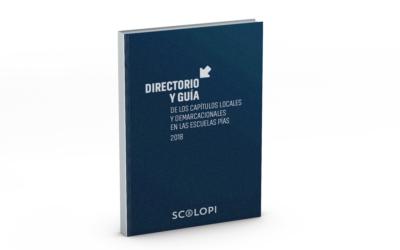 Nueva edición del Directorio y Guía de Capítulos